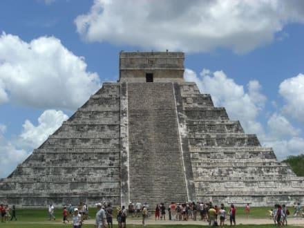 Chitchen Itza - Ruine Chichén Itzá