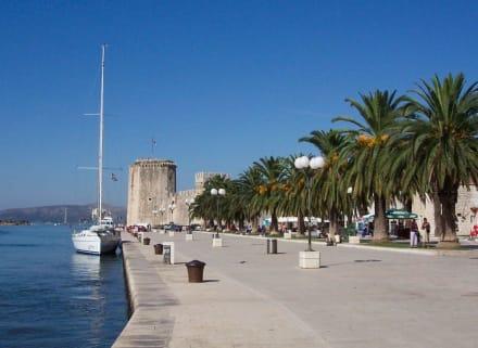 Festung - Hafen Trogir