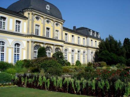 Botanischer Garten am Poppelsdorfer Schloß - Botanische Gärten der Rheinischen Friedrich-Wilhelms-Universität Bonn