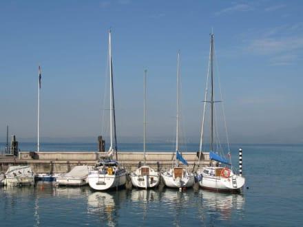 Bardolino - Yachthafen Bardolino
