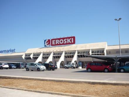 """Günstiger Supermarkt in der Nähe"""" Bild Einkaufen & Shopping in Sa Coma"""