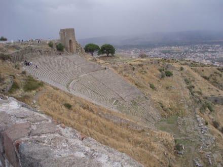 Noch einmal Pergamon - Pergamon