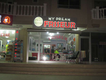 my dream friseur in side - kumköy • holidaycheck