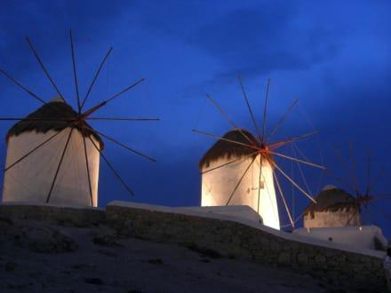 Windmühlen - Windmühlen Kato Mili