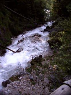 Wilde Wasser - Klamm