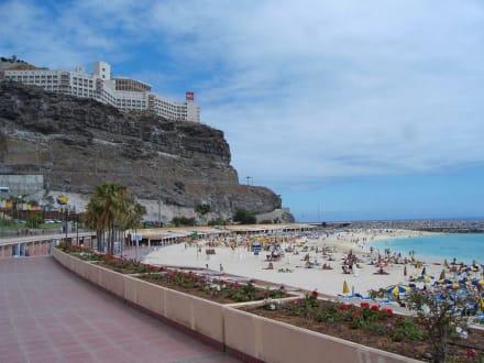 Strand - Strand Playa de Amadores
