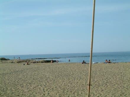 Family Beach - Strand Malia