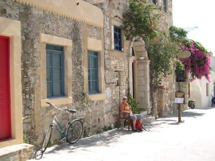 Die sehr charmanten Gäßchen von Kos - Altstadt Kos Stadt