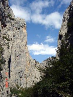 Paklenica NP Bild 5 - Nationalpark Paklenica