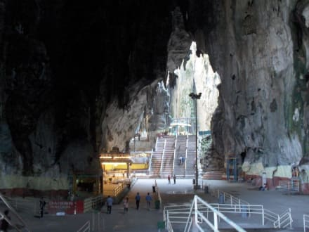 In der Höhle - Batu Caves
