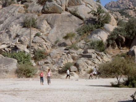 Landschaft um den Bafasee - Bafa Gölü