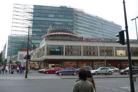 Einkaufszentrum - Cafe Kranzler