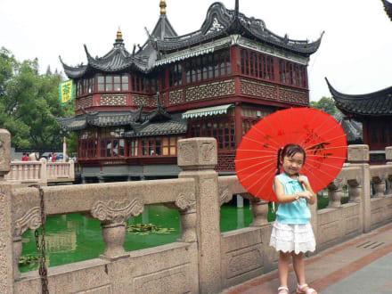 Teehaus - Altstadt Shanghai