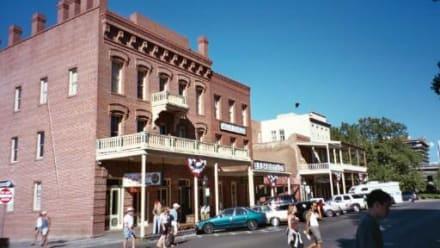 Old Sacramento - Old Sacramento