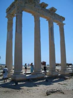Denkmal - Apollon Tempel