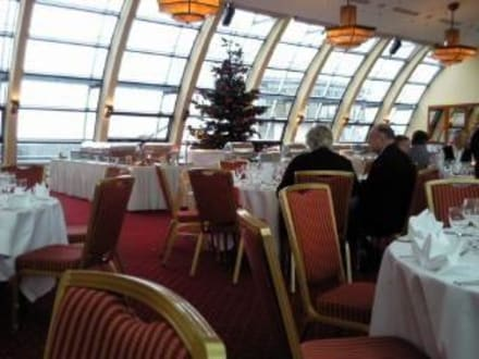 Restaurant - Restaurant Elbkuppel (Hotel Hafen Hamburg)