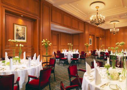 Rubinsaal - Bankett - Hotel Fürstenhof Leipzig - A Luxury Collection Hotel