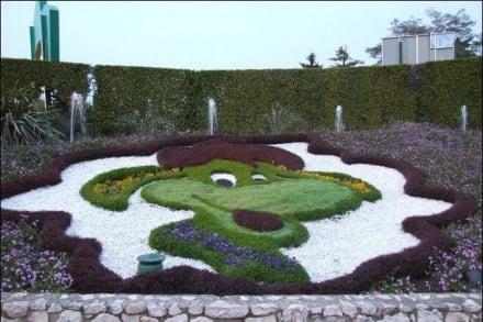 Gartenanlage - Gardaland
