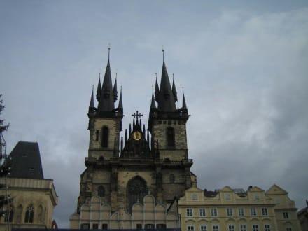Kirche - Teynkirche