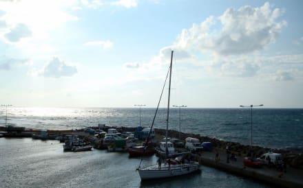 Hafen auf Kos - Mastichari - Insel Kalymnos