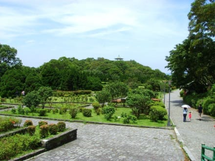 Yangmingshan - Parkanlage - Yangmingshan Nationalpark