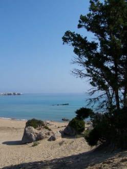 Strandidylle - Strand Tsambika