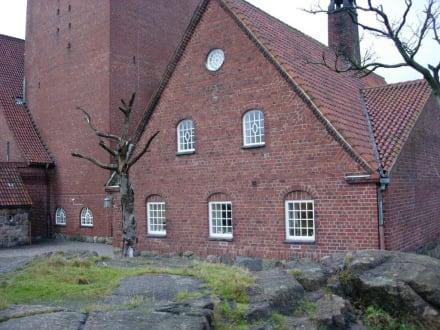 Masthugget Kirche - Masthugget Church
