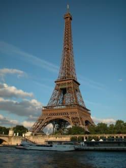 Paris Eiffelturm - Eiffelturm