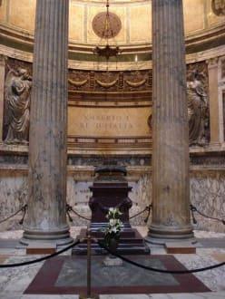 Pantheon innen - Pantheon