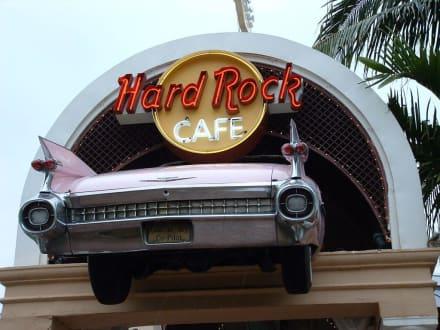 Falschparker - Hard Rock Café