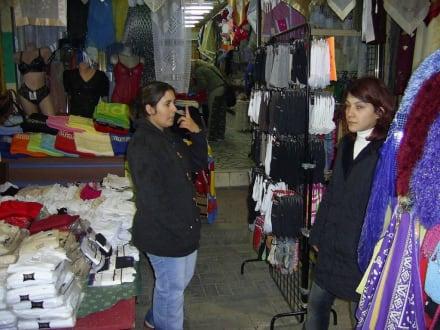 Einkaufen in Manavgat - Markt