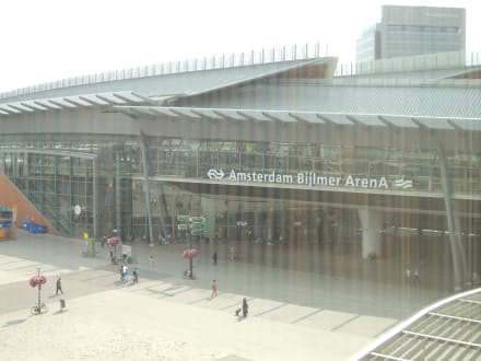 Hotel Arena Amsterdam Bewertung
