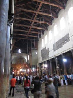 Religious sites (churches, temples, etc.) - Church of the Nativity Bethlehem