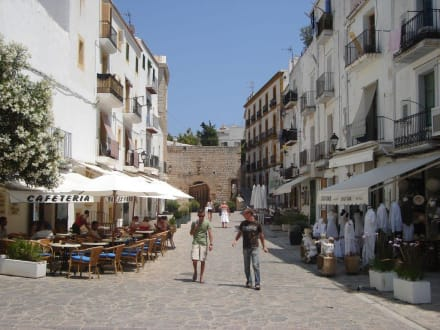Ibiza Stadt - Altstadt Dalt Vila Ibiza