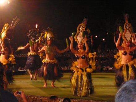 Hula-Show - Old Lahaina Luau