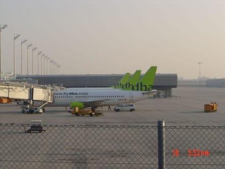 DBA - Besucherpark Flughafen München