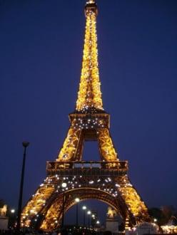 La Tour Eiffel - Eiffelturm