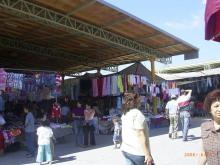 Wochenmarkt in Söke (Kusadasi) - Wochenmarkt in Söke