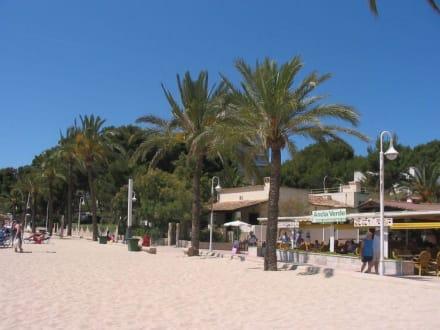 Strand m. Promenade - Strand Magaluf