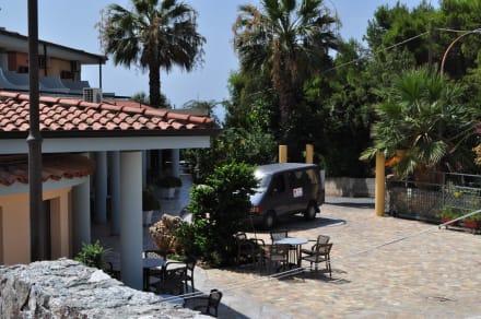 Aussenansicht - Hotel Stella Marina