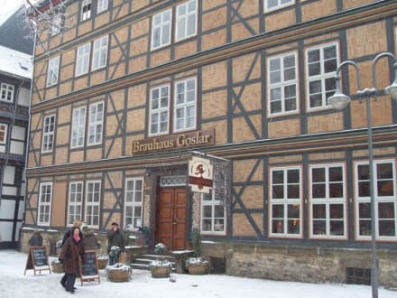 Sights (other) - City tour Goslar