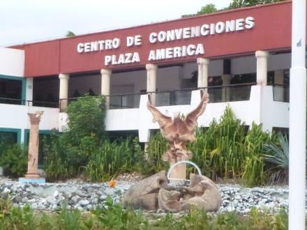 Einkaufszentrum in Varadero - Einkaufszentrum Plaza América