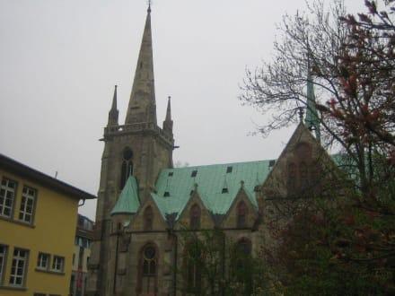Die St. Elisabeth Kirche - St. Elisabeth Kirche