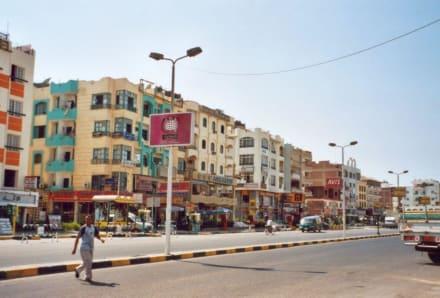 Hurghada-Zentrum - Einkaufen & Shopping
