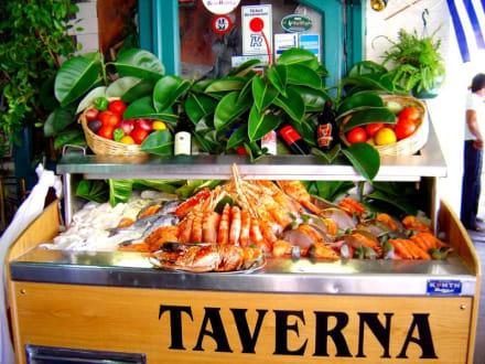 Schlemmen und Genießen - Taverne Maria - Altstadt Rethymno