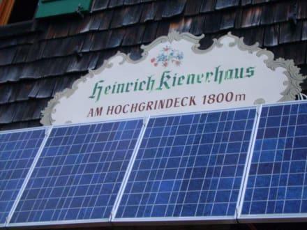 Heinrich Kienerhaus - Hochgründeck