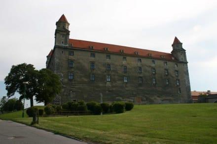 Burg von Bratislava - Burg Bratislava