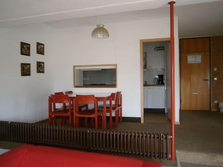 essbereich bild jugendherberge berlin am wannsee in berlin steglitz zehlendorf berlin. Black Bedroom Furniture Sets. Home Design Ideas