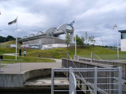 The Falkirk Wheel - The Falkirk Wheel