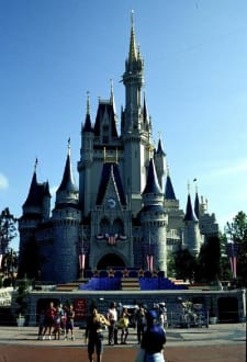 Magic Kingdom - Disney World - Magic Kingdom